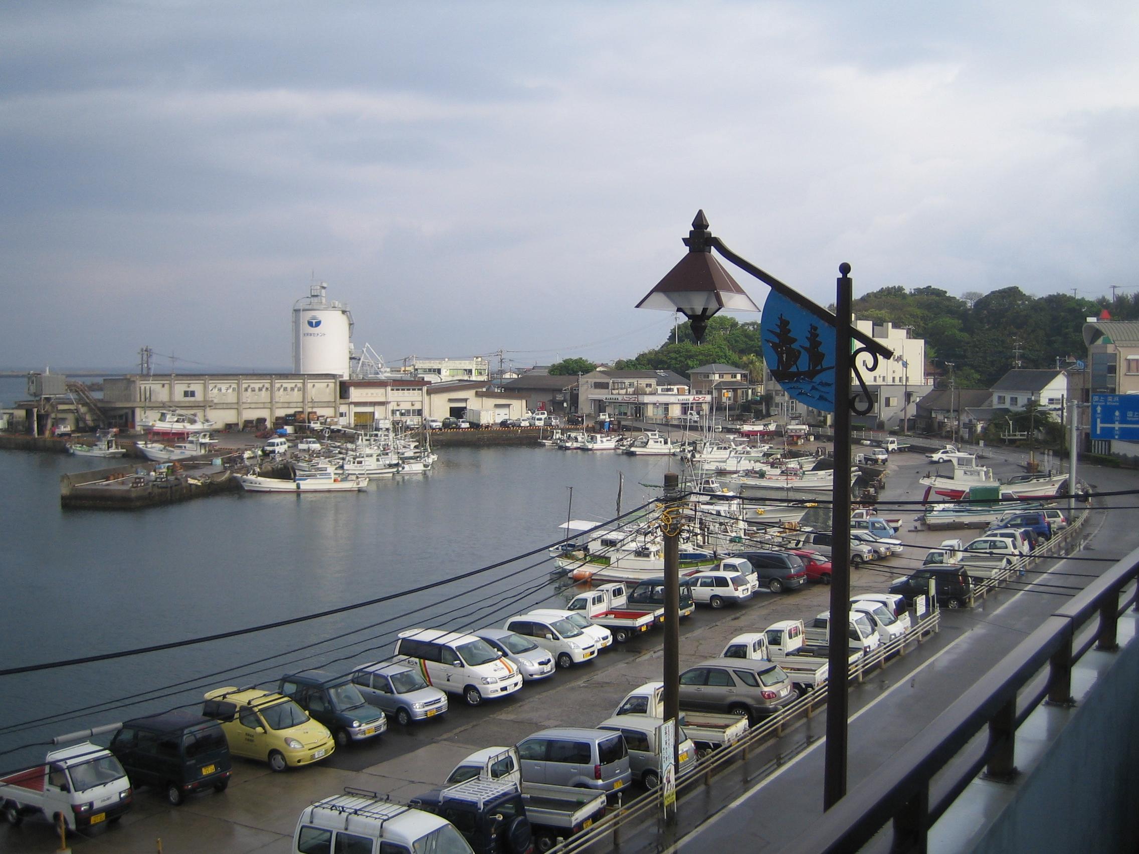 2008年の種子島