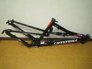 Cannondale Rize 5 (2009) フレーム
