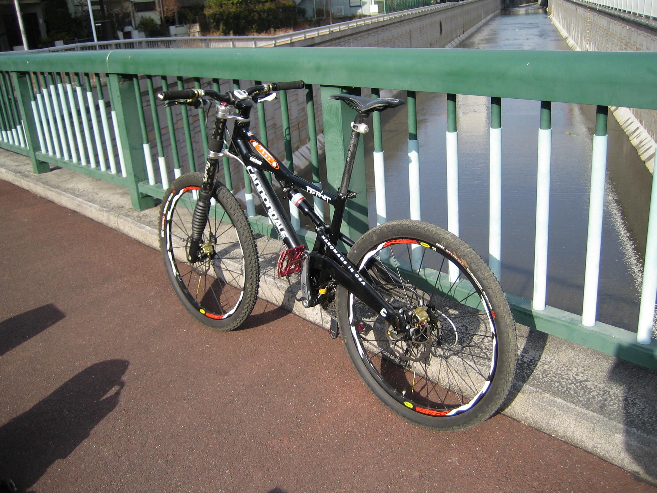 神田川のとある橋の途上 その2