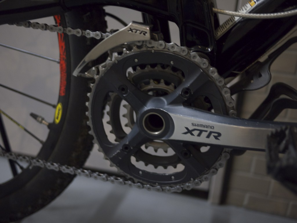Shimano XTR クランクセット
