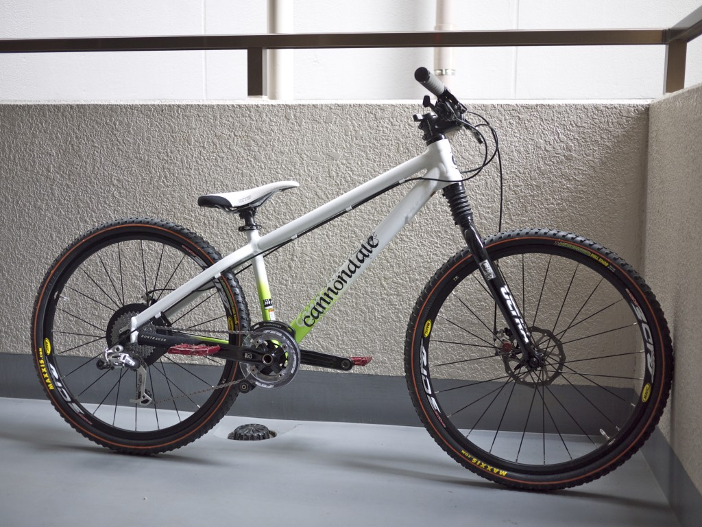 Cannondale Chase号