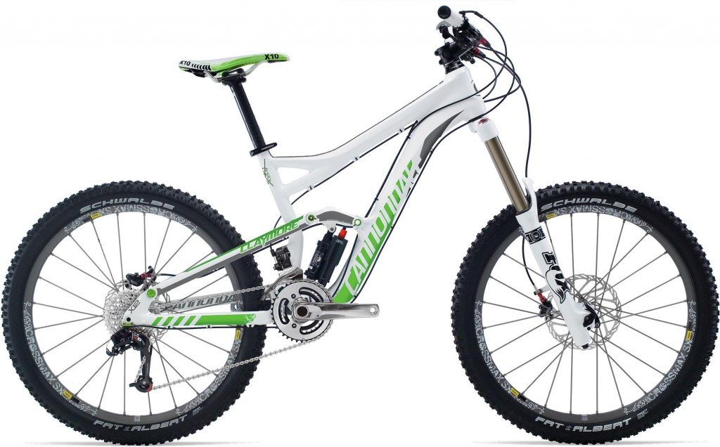 Cannondale CLAYMORE1