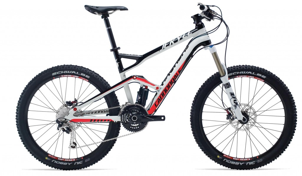 Cannondale Jekyll 4 2011