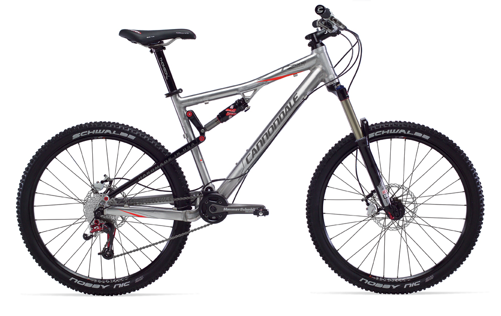 Cannondale RZ One40 3Z 2010