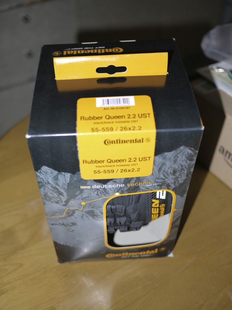 Continental Rubber Queen 2.2 UST