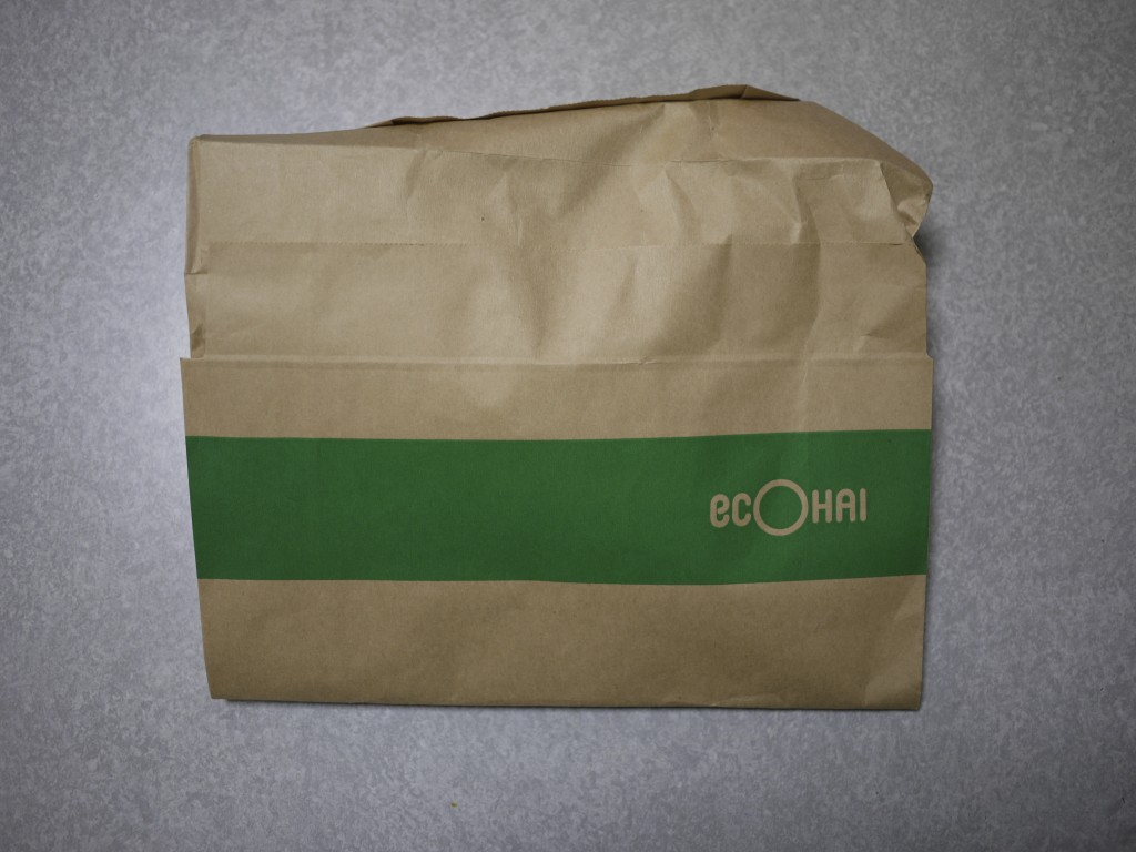 ECO研究所様より届いた荷物