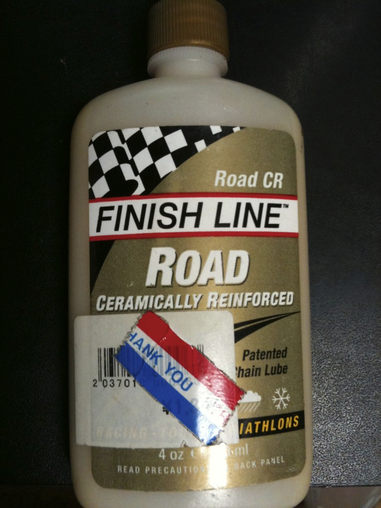 FINISH LINE ROAD CERAMICALLY REINFORCED