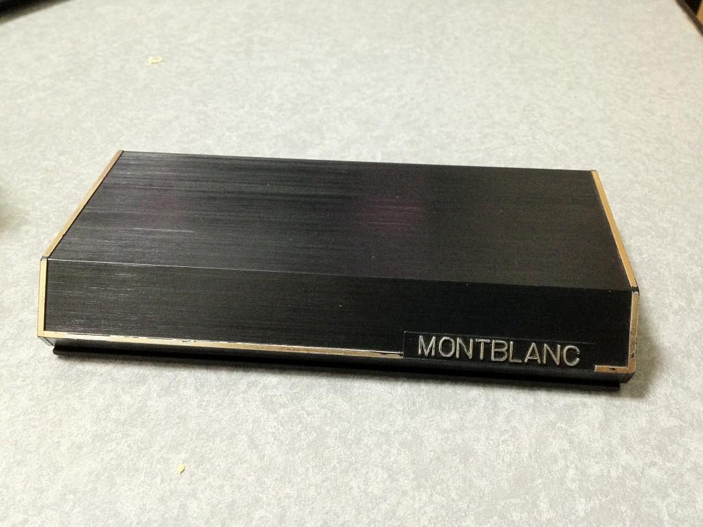 モンブラン(MONTBLANC) 万年筆