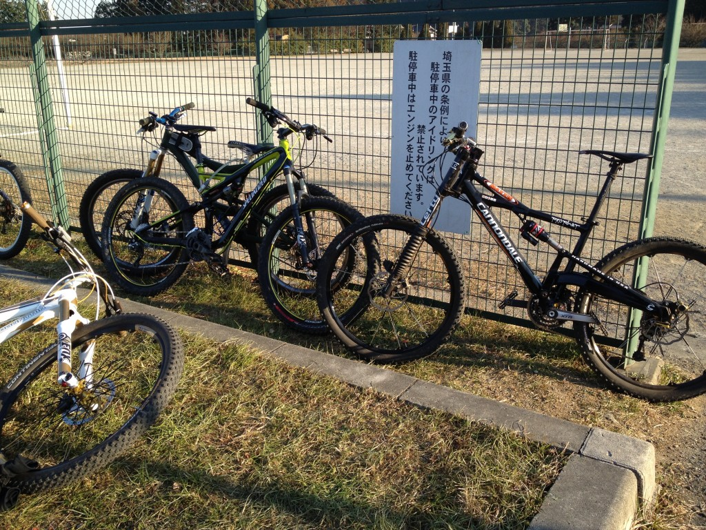 Cannondale Prophet & Specialized Brothers