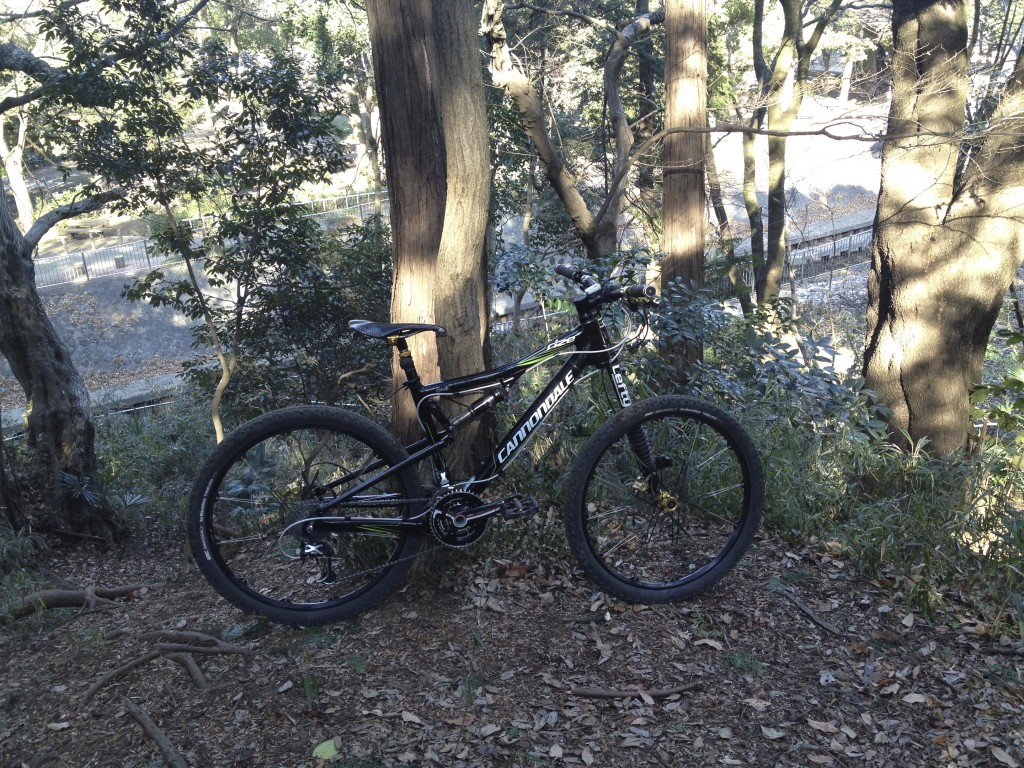 cannondale RZ One Forty 1