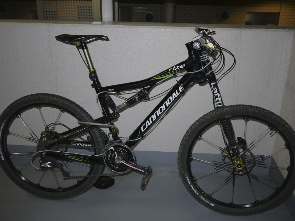 Cannondale RZ One Forty