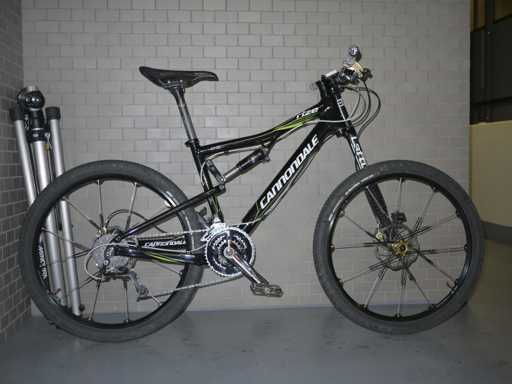 cannondale rise one forty