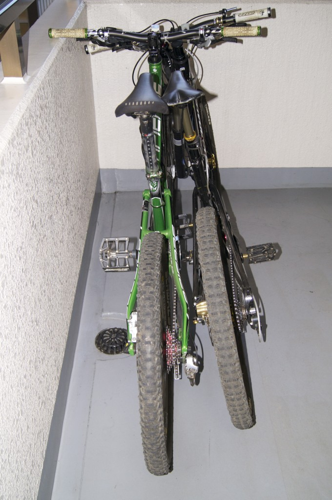 Lapierre Spicy & Cannondale Rize One Forty