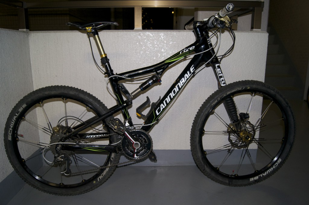 Cannondale RZ(Rize) One Forty