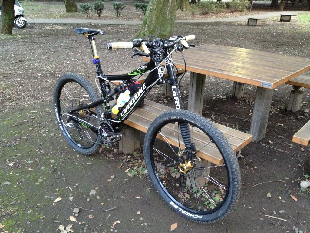 Cannondale Rize One Forty