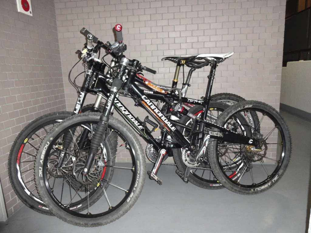 cannondale3兄弟
