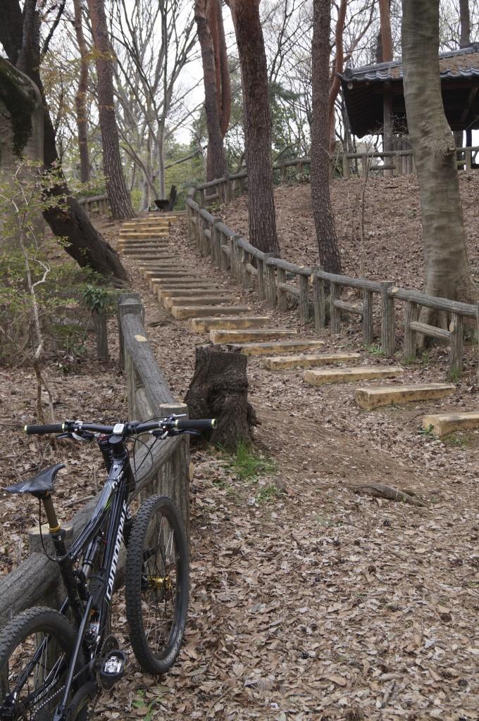 この坂もほぼ失敗することがなくなりました