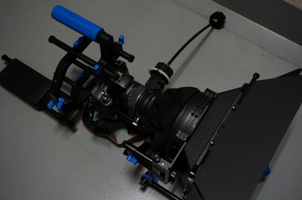 DSLR撮影機器セット