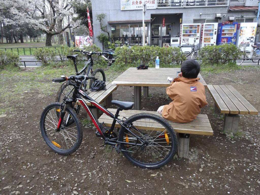 武蔵野園前