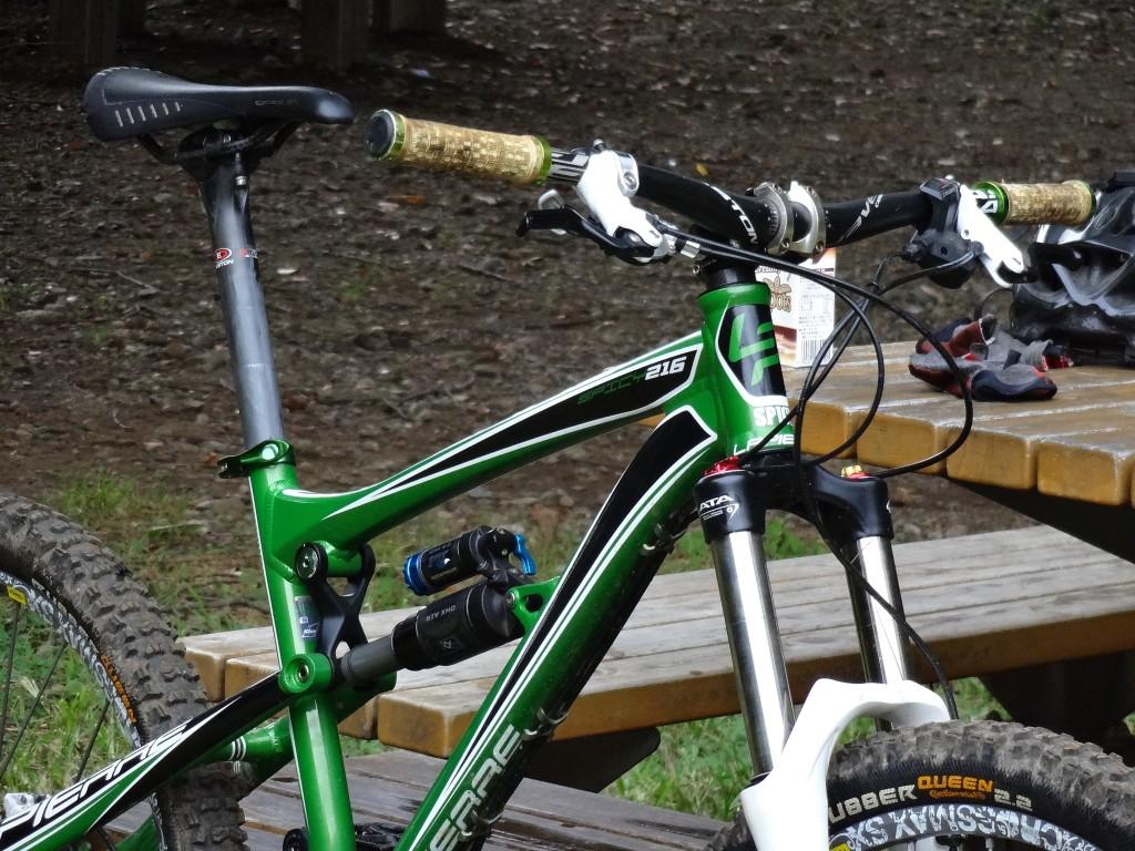 Marzocchi 55 ATA 2008