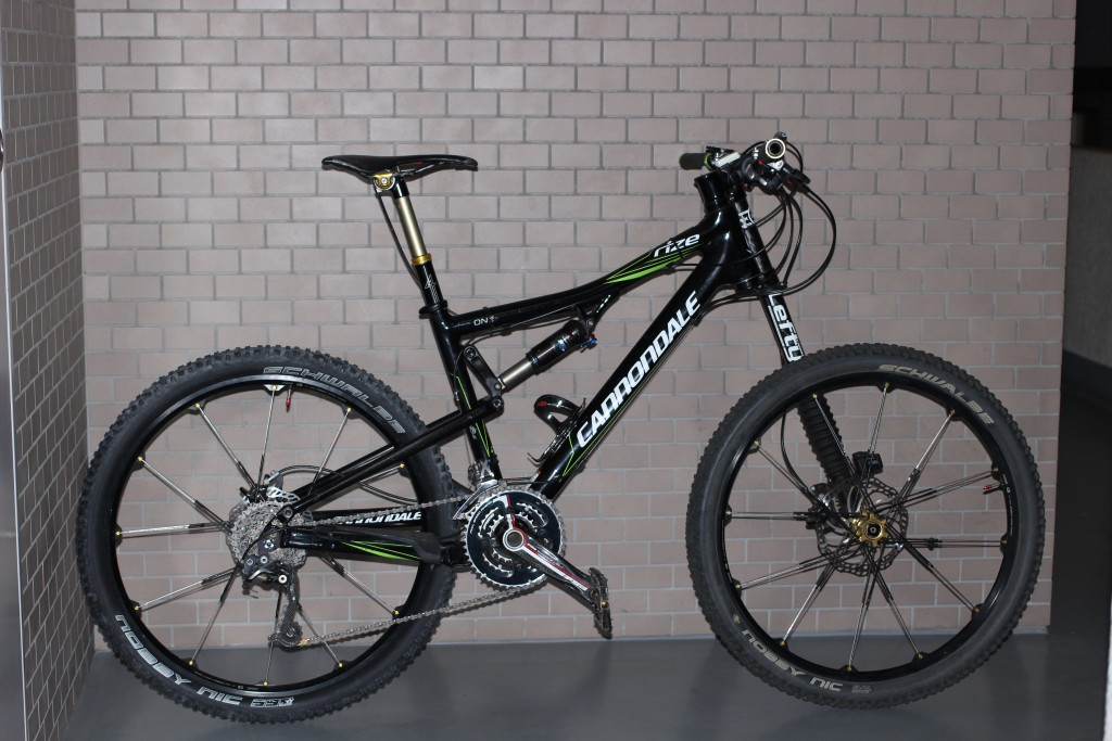 Cannondale RZ Rize One Forty 2010