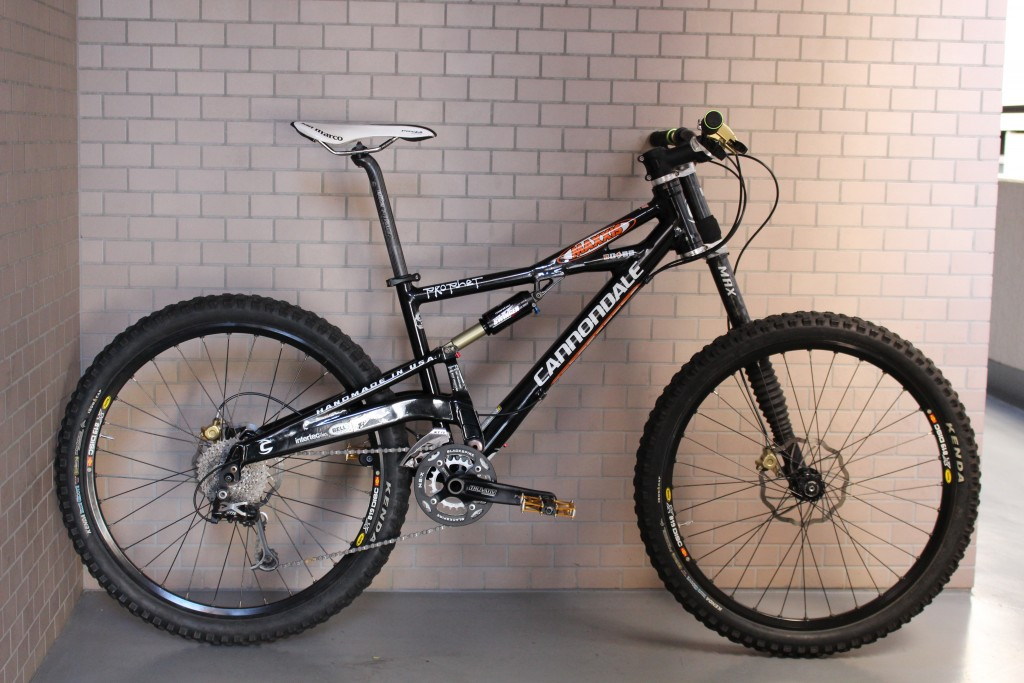 Cannondale Prophet 1000 2005 Team Replica Small