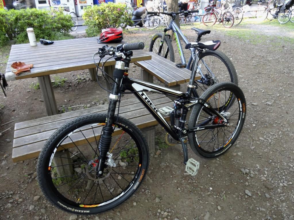 Trek Fuel EX8 2008