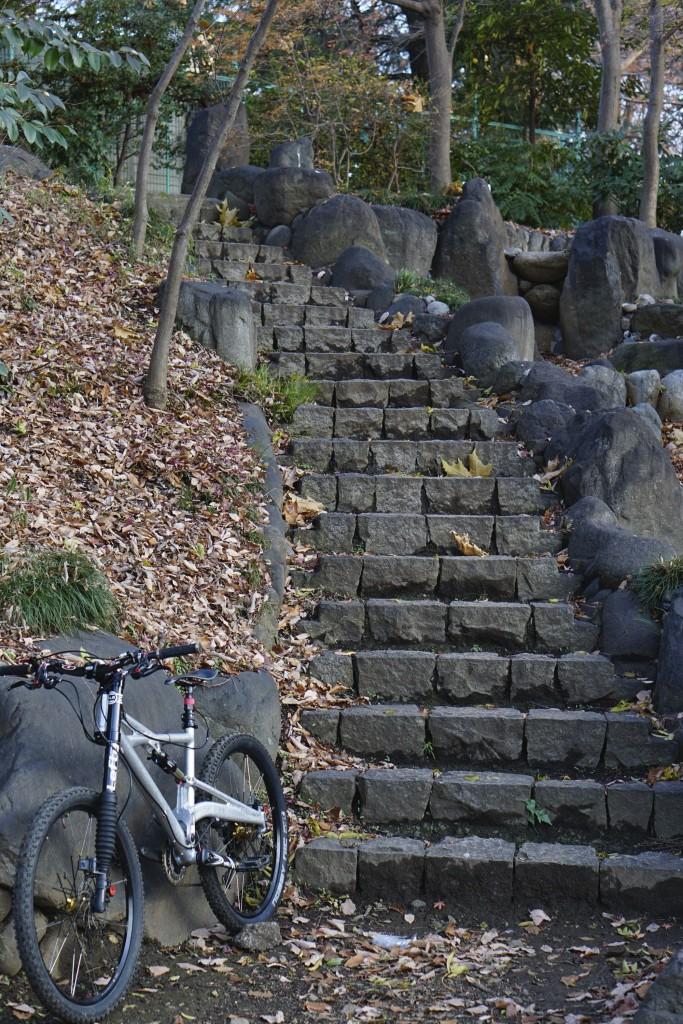 一番怖い階段