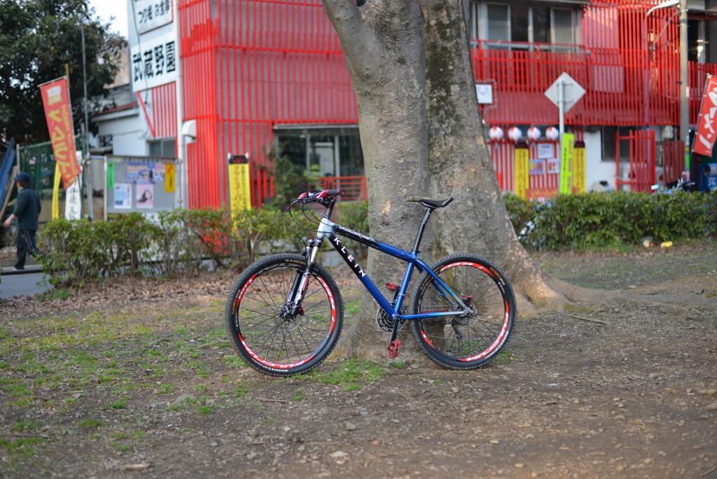 Mさんの新バイク