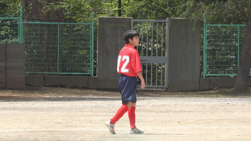 中学サッカー 春大会