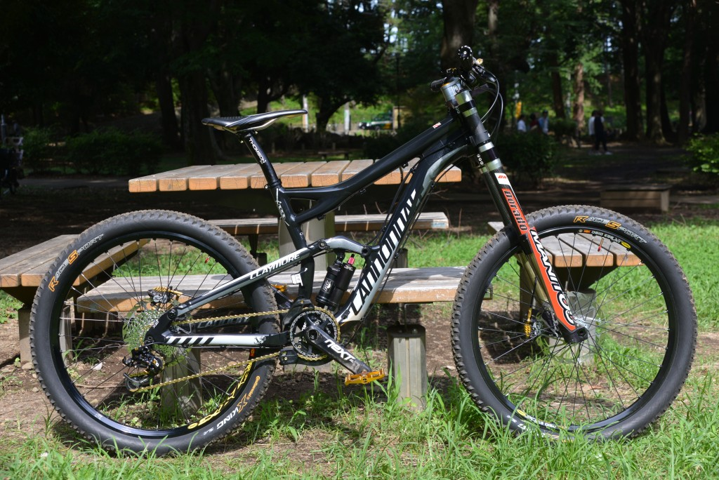 Cannondale Claymore 2012 M Size