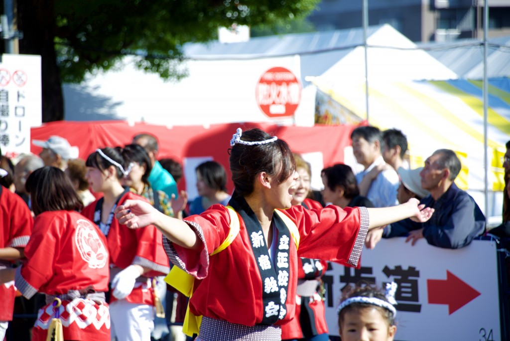 立正佼成会 お会式(2015)