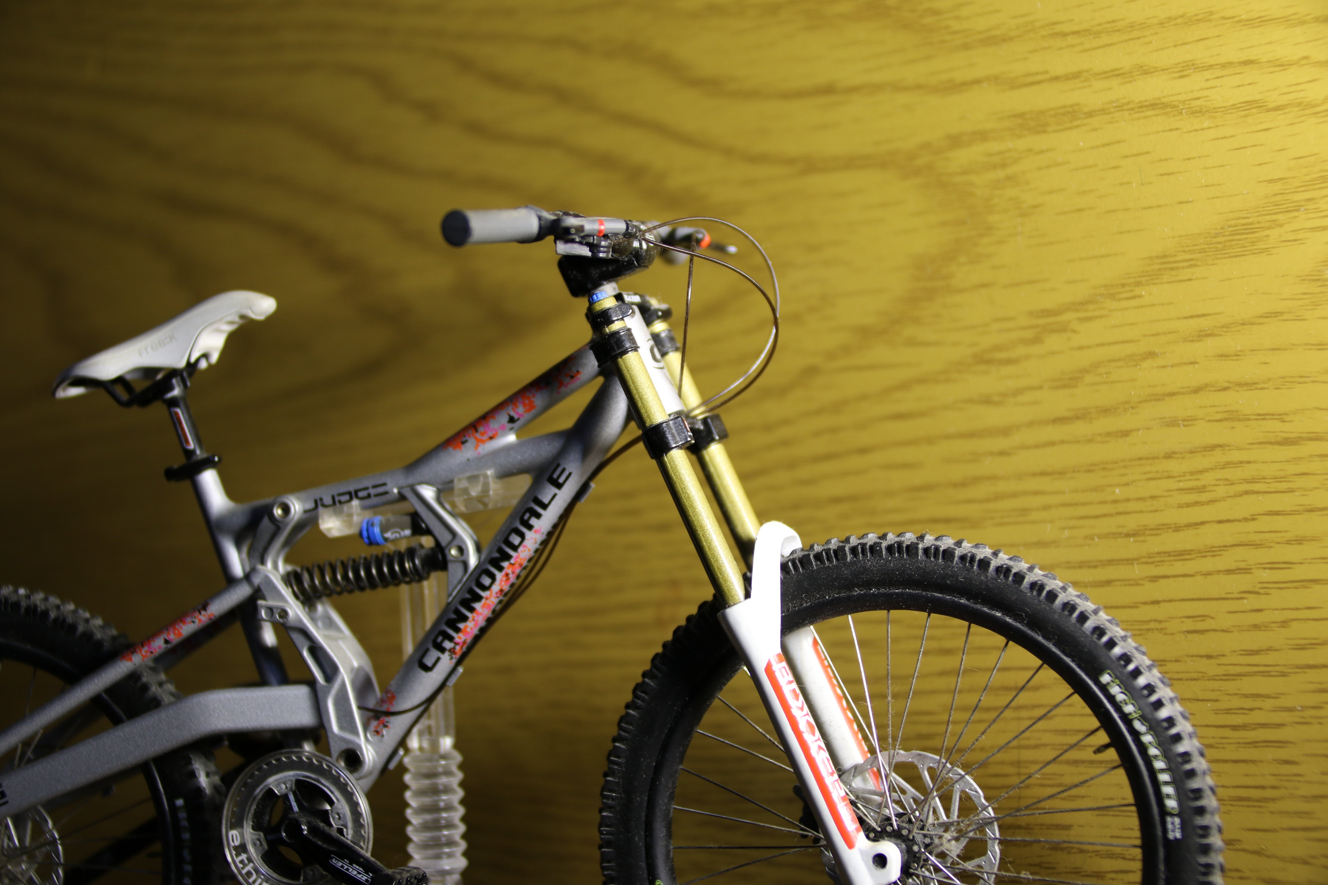 Cannondale Judge DH