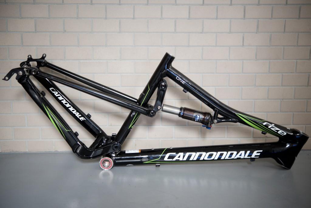 Cannondale Rize (RZ) 1 Carbon 140 2010