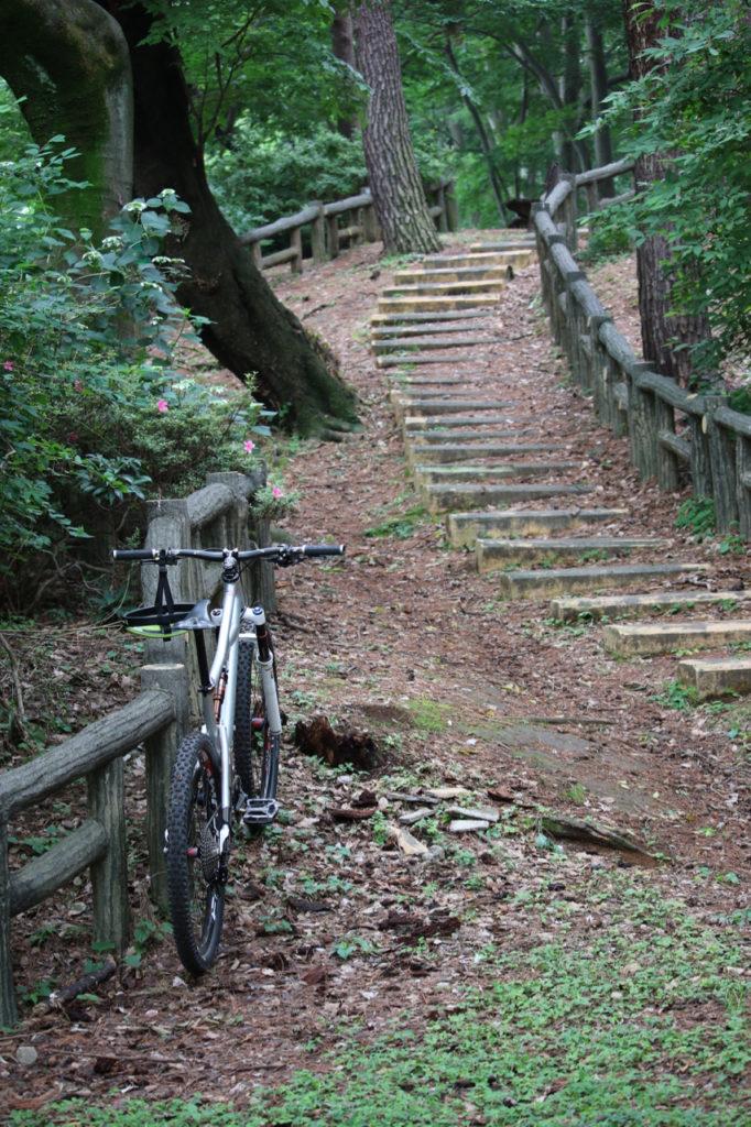坂も登れる