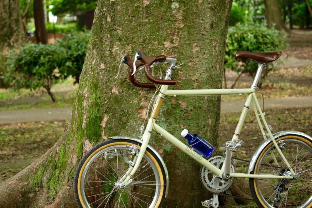 Trail-Sさんの自転車