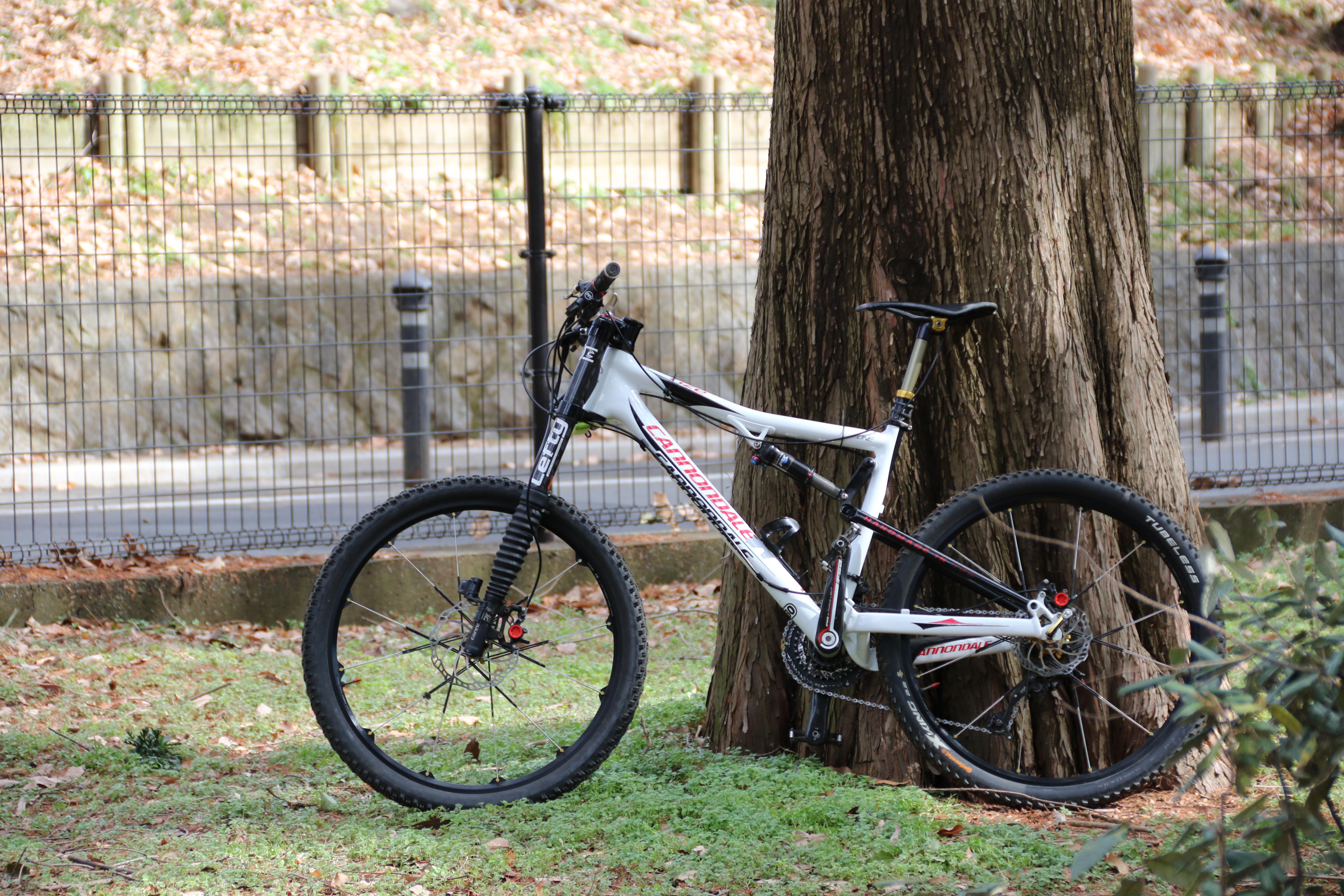 未だ見つからない、盗難被害中のCannondale Rize One Carbon 2009