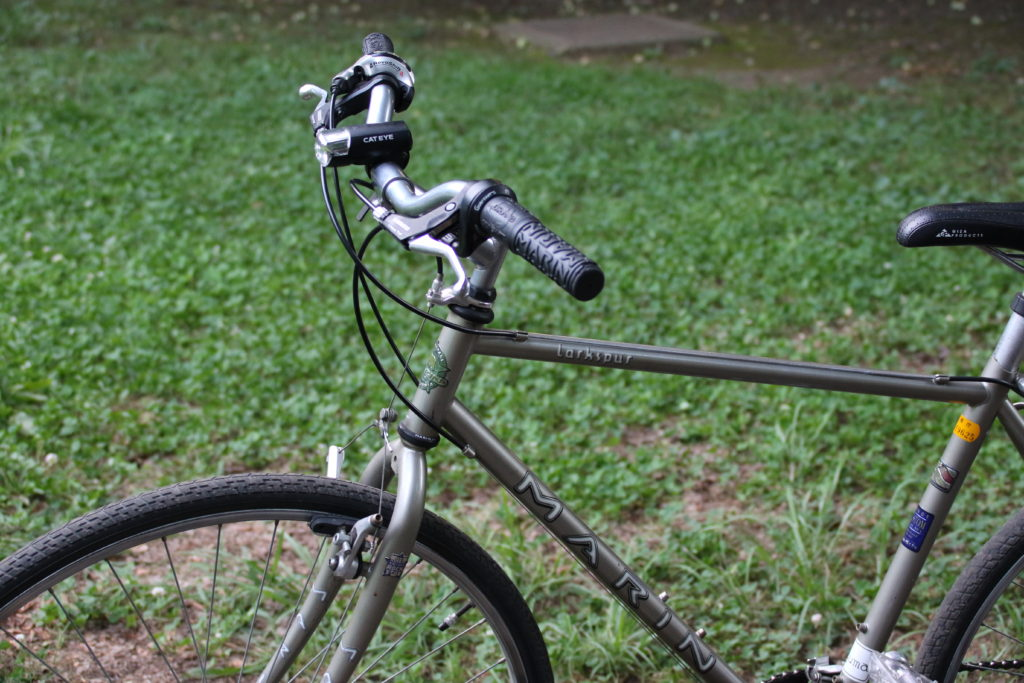 Gemini-Sさんのシティバイク