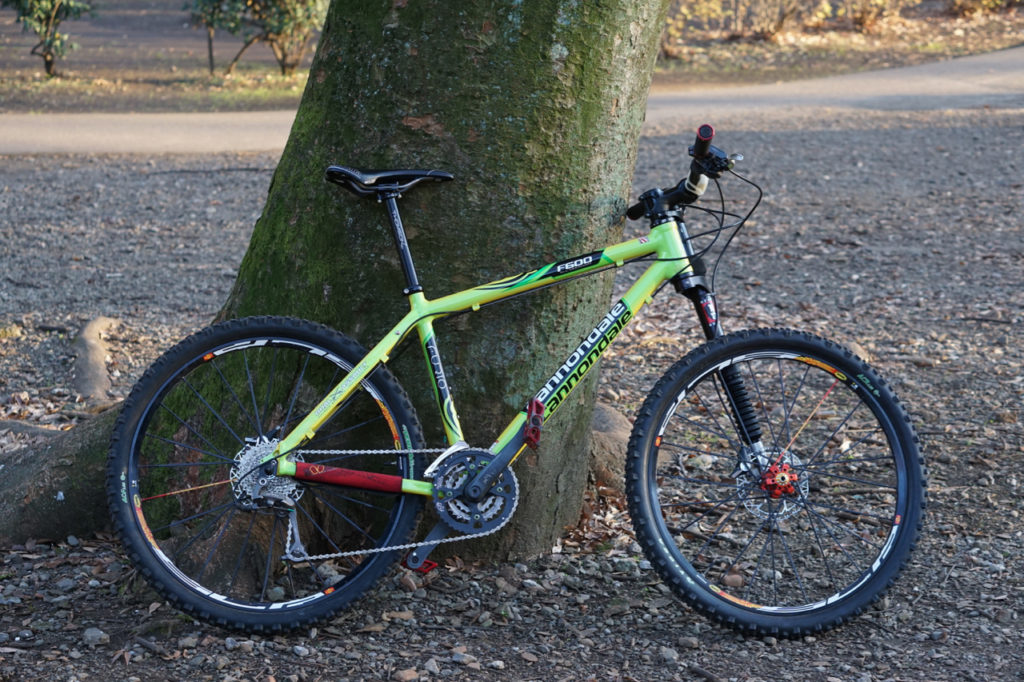 Cannondale F600