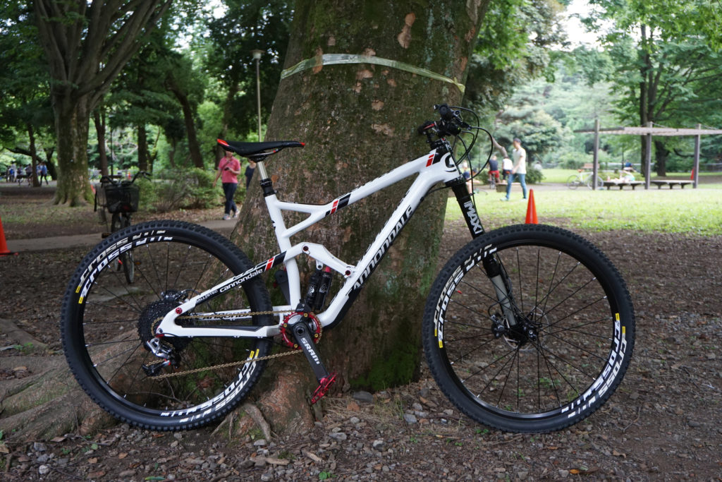 Cannondale Jekyll 2 2015
