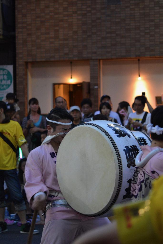 第50回 なべよこ夏まつり 2017/08/05 阿波踊り(4)