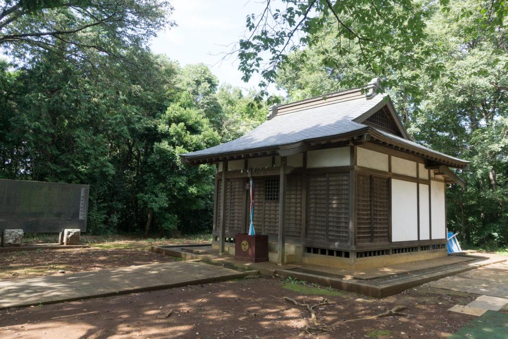 須賀神社(?)