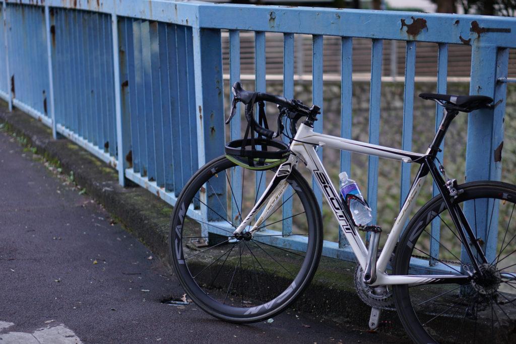 「現」サイクリングコース