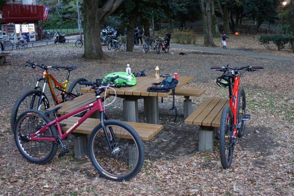 自転車狂の宴