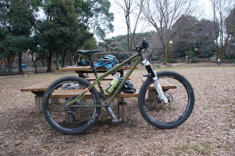 Trail-SさんのNS Bikes Surge