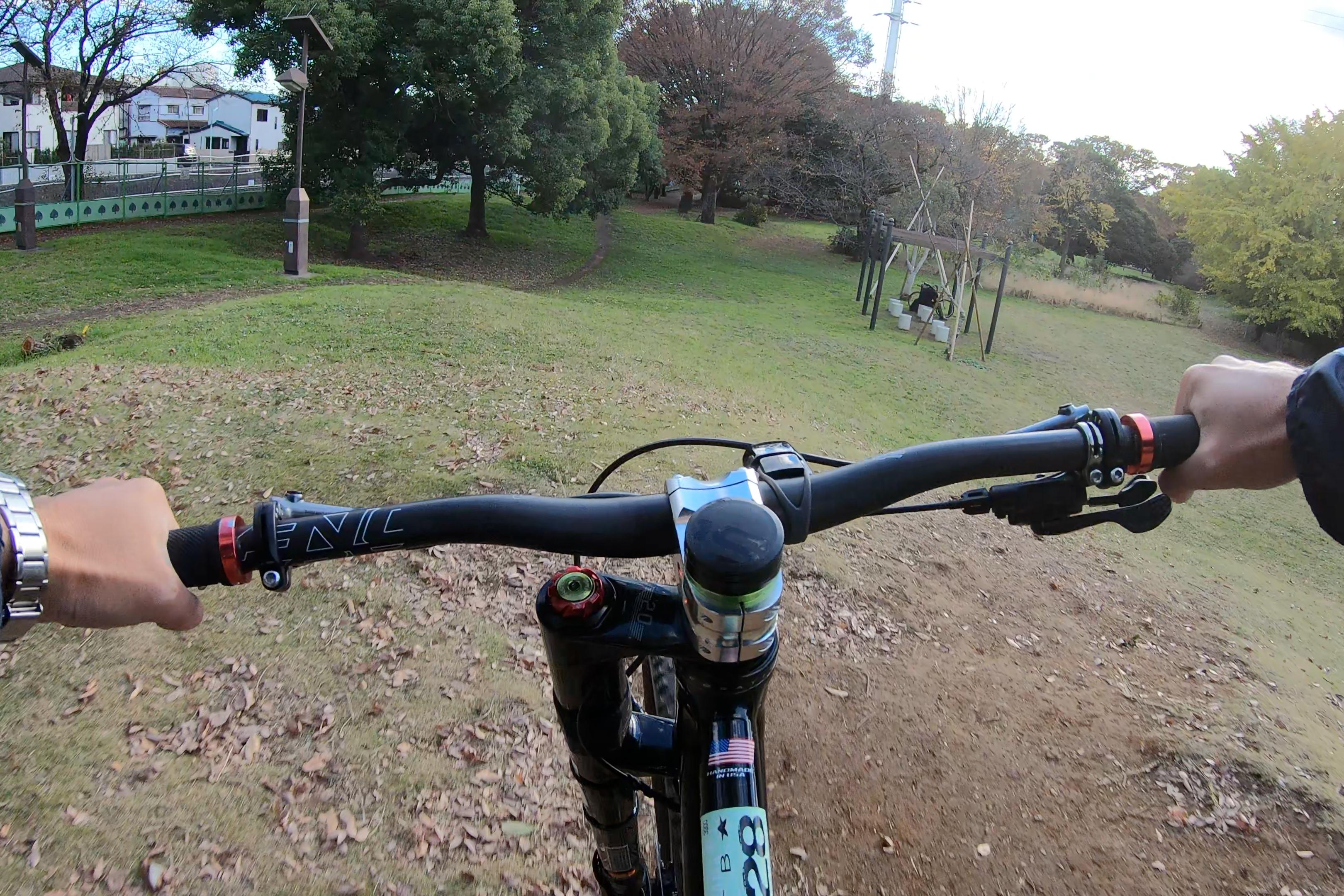 こちらは以前GoProで撮ったもの