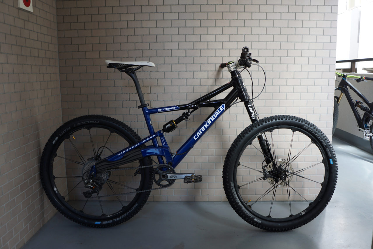 Cannondale Prophet 27.5 Plus