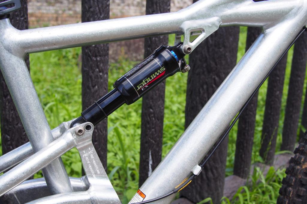 Manitou Swinger 3-Way Air 2007