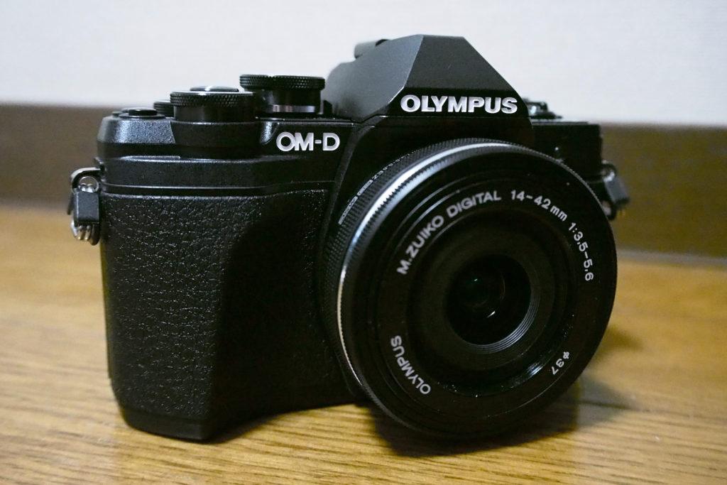OM-D E-M10 Mark III