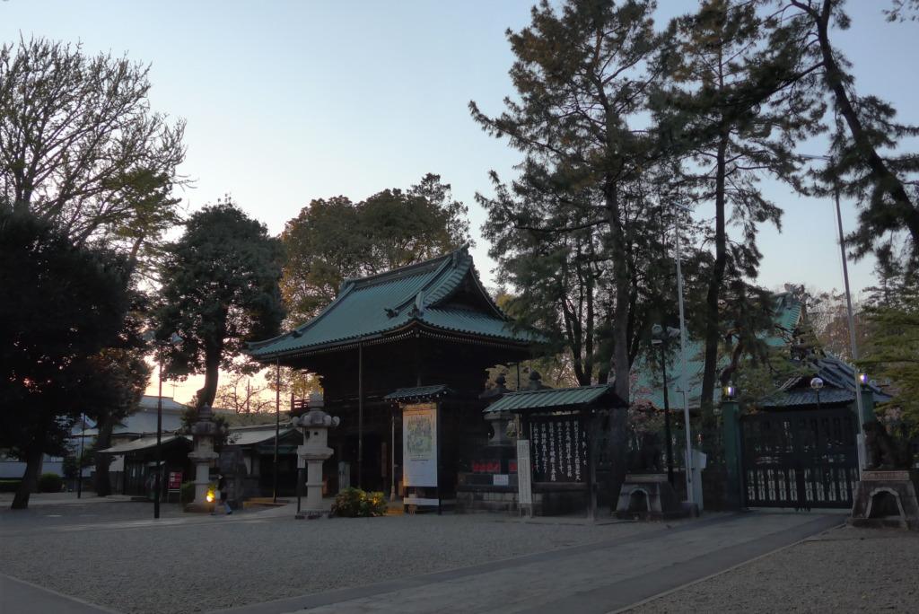 妙法寺(HDR)